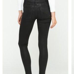 $205 NWT Hudson jean high Barbara super skinny